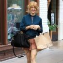 Arden Myrin was in a bubbly mood during a shopping trip to The Grove in Hollywood, California on December 12, 2016 - 431 x 600