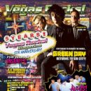 Billie Joe Armstrong, Tre Cool, Mike Dirnt - Vegas Rocks Magazine Cover [United States] (August 2009)