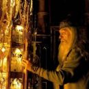 MICHAEL GAMBON as Albus Dumbledore in Warner Bros. Pictures' fantasy 'Harry Potter and the Half-Blood Prince.' Photo courtesy of Warner Bros. Pictures