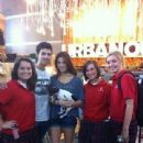 Joe Jonas Ashley Greene meets fans