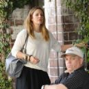 Drew Barrymore Out and About In Beverly Hills