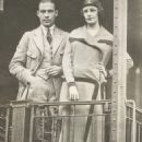 Rudolph Valentino and Natacha Rambova - 454 x 692