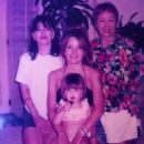 Brandi Brandt with mother Brie and daughter Storm