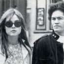 Samantha Juste and Micky Dolenz - 454 x 335