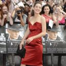 Marion Cotillard - UK Premiere Of 'Public Enemies' At Empire Leicester Square On June 29, 2009 In London, England