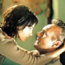 Robia LaMorte and Anthony Head
