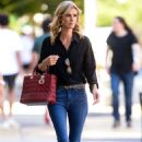 Nicky Hilton – In denim seen out in New York City - 454 x 682