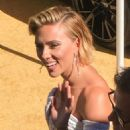 Scarlett Johansson – Arrives at 2018 Emmy Awards in Los Angeles