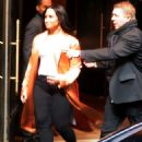 Demi Lovato – Stops for fans while out in Tribecca in New York City