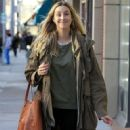 Whitney Port is spotted out running errands in Beverly Hills, California on January 7, 2016 - 452 x 600