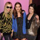 '90210' at the Season 4 Wrap Party at Pink Taco - March 18, 2012