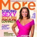 Vanessa Williams - More Magazine Cover [United States] (February 2008)