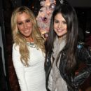 Selena Gomez at Blondie Girl Productions Holiday Party December 17, 2012 at The Village in Studio City,Ca
