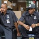 Donald Faison as Leo and Mos Def as Eric in Summit Entertainment 'Next Day Air.' - 454 x 255