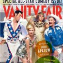 Maya Rudolph, Jim Carrey, Amy Poehler, Will Ferrell - Vanity Fair Magazine Cover [United States] (1 January 2013)