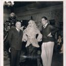 Leo McCarey with Adolph Zukor and Mae West