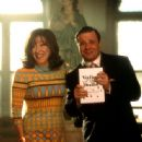 Bette Midler as Jacqueline Susann and Nathan Lane as her husband and manager Irving Mansfield in Universal's Isn't She Great - 1/2000