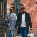 Katie Holmes and Emilio Vitolo – Out in Soho