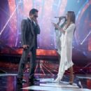Jennifer Lopez and Marc Anthony- The 17th Annual Latin Grammy Awards - Show - 454 x 303