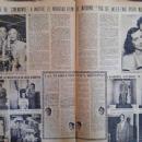 Luis Mariano - Cinemonde Magazine Pictorial [France] (22 August 1949) - 454 x 342