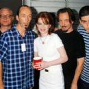Shirley Manson and Garbage At The 1996 MTV Movie Awards - 454 x 301