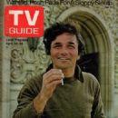 Peter Falk - TV Guide Magazine Cover [United States] (20 April 1974)