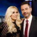Gwen Stefani at Jimmy Kimmel Live! in Los Angeles - 454 x 681