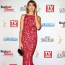 Jesinta Campbell 57th Annual Logie Awards At Crown Palladium In Melbourne