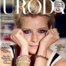 Malgorzata Kozuchowska - Uroda Życia Magazine Cover [Poland] (July 2016)
