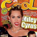 Miley Cyrus  -  Magazine Cover - 454 x 606