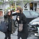 Gal Gadot – Enjoys a Day at Fred Segal With a Friend, West Hollywood 1/23/ 2017 - 454 x 682