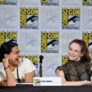 Danielle Panabaker – The Flash Movie Panel at Comic-Con 2017 - 454 x 323