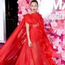 Miley Cyrus – 'Isn't It Romantic' Premiere in Los Angeles