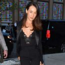 Maggie Q – Seen Out in New York City
