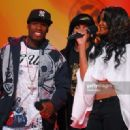 50 Cent and Ciara Harris - 454 x 320