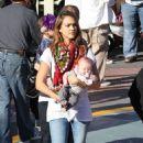 Jessica Alba: A trip to Disneyland