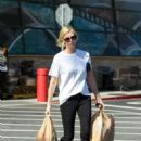 Charlize Theron – Shopping candids in Los Angeles - 454 x 625