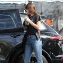 Dakota Johnson – Out in West Hollywood