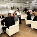 L'Wren Scott and Daphne Guinness host an intimate dinner at Romera, New York, America - 15 Sep 2011 - 454 x 303