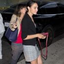 Gal Gadot at Mr. Chow Restaurant in Beverly Hills - 454 x 702