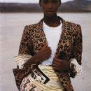 Beverly Peele - Elle US January 1993