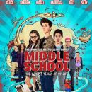 Middle School: The Worst Years of My Life (2016) - 454 x 719