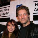 Sean Kanan and his girlfriend Adriana Verdirosi