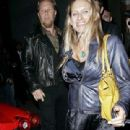 Francesca Hetfield and James Hetfield