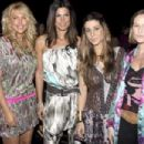 at the fashion show of Custo Barcelona s/s 2010 in Miami