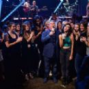 Christina Grimmie Iheartradio Album Release Party With Maroon 5 In Burbank