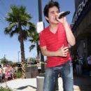 David Archuleta performs in Las Vegas