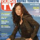 Evangeline Lilly - Guida TV Magazine Cover [Italy] (4 July 2010)