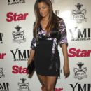 Claudia Jordan - The Star Magazine Celebration Of The Young Hollywood Issue - Apple Lounge In West Hollywood 2009-03-11 - 454 x 681
