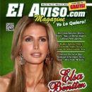 Elsa Benitez - El Aviso Magazine Cover [United States] (17 March 2012)